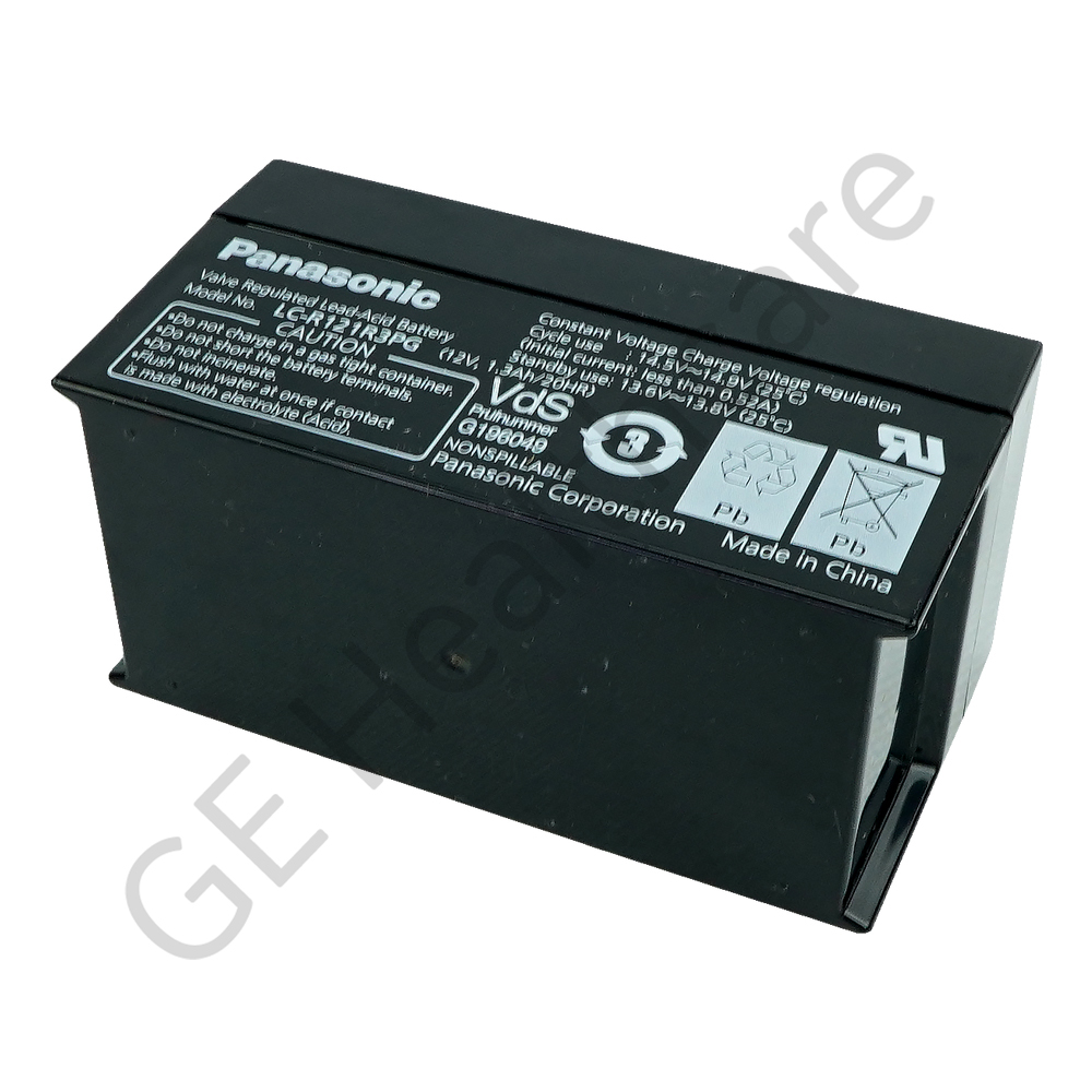 Battery Rechargeable Lead 12V 1.2AH